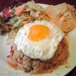 渋谷のネパール料理店マンダラのナシゴレンランチが非常に美味しかった