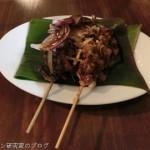 リニューアルオープンしたインドネシア料理店チャベ(cabe)、インドネシア感がある雰囲気も良い