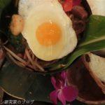 石垣島「プラウカビラ」のミーゴレンランチ