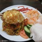 新大久保ビンタンバリ(Bintang Bali)のナシゴレンセットは本場の味!