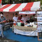 インドネシアフェスティバルのフードでは、アニ&イバンが本場の味で非常に美味しい!